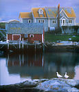 Inhabitants of Peggy's Cove*