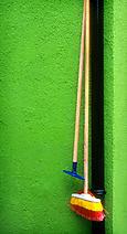 Burano brooms*