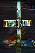 Cross with Pews