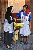 Buying a basket