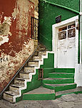 Guanajuato Stairway #4