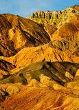 Death Valley - Receding ridges