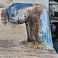Marseille bollard