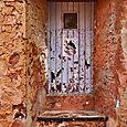 Roussillon Doorway