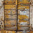 Marseille shutters