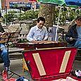 Chinatown musicians