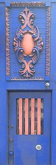 Irving Street door