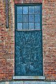 Mare Island blue door