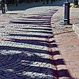 Flag shadows