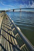 Bridge from Pier 14