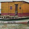 Boat in Cucundu