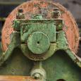 Wheel and bracket