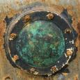 Greenish dome