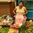 Selling vegies