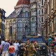 Guarding the Duomo