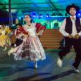 Dancing at the fair