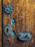 Busy door