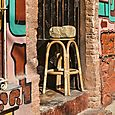 Stool  in Ajijic