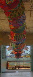Dragon and sky - Ai Weiwei