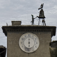 Noon in Orvieto
