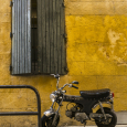 Bike and shutter