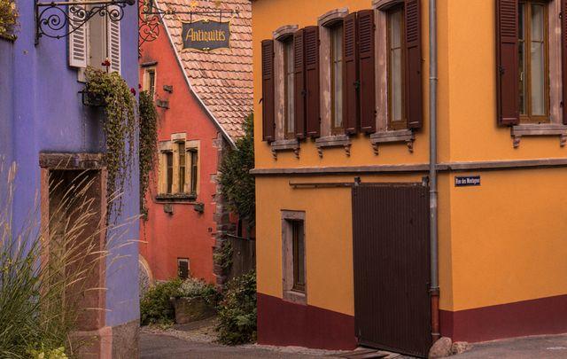 Antique store, Niedermorschwihr