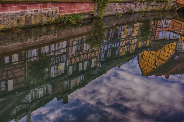 Colmar reflection
