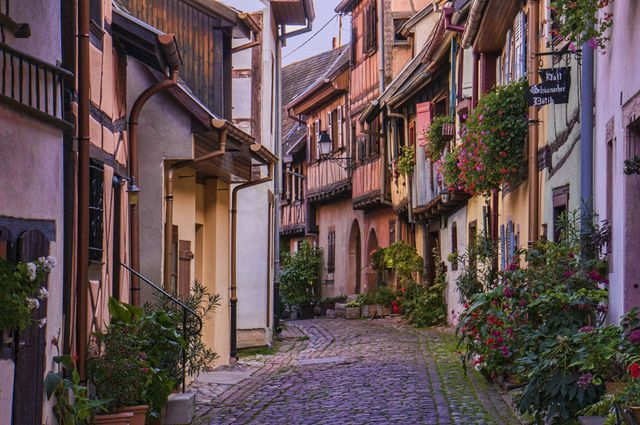 Eguisheim Street