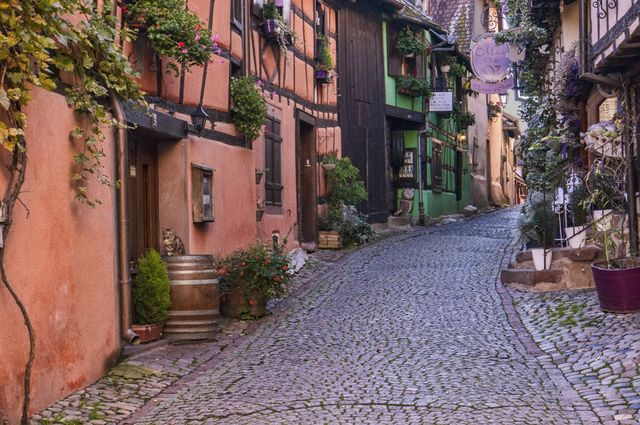 Street in Riquewihr