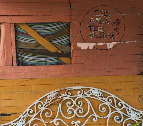 Cucundu wall
