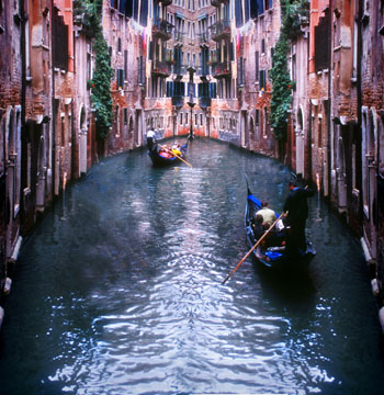 Reflections of Venice*