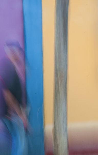 Blurred walls #2