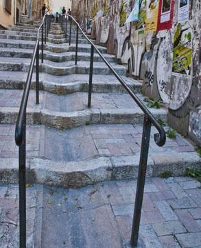 Marseille Stairway #1