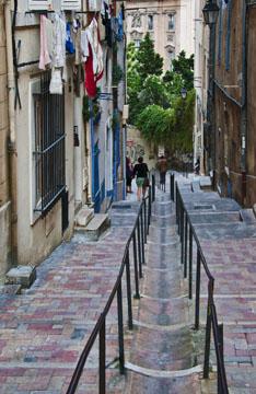 Marseille stairway #2