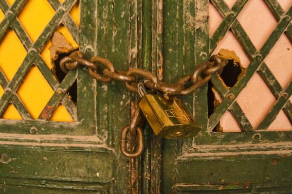 Balat lock #1