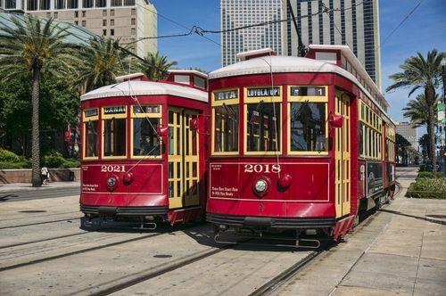 Canal Street Transport