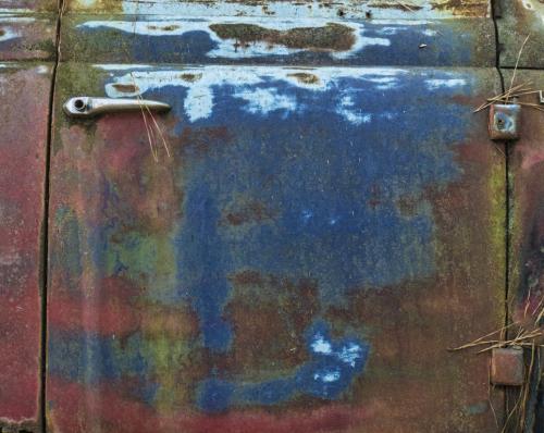 Door and handle 4