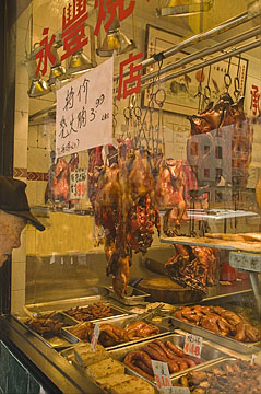 Chinatown Meat shopping