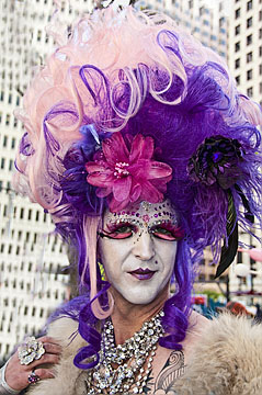 Faces from Gay Pride 2011