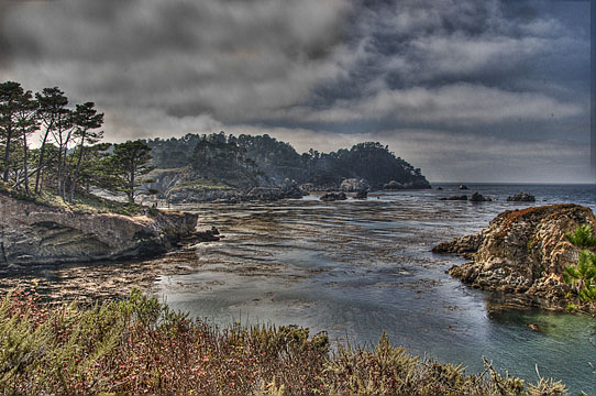 Whalers' Cove, Point Lobos