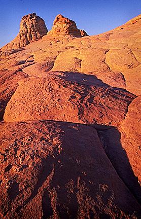 Boulders and peaks